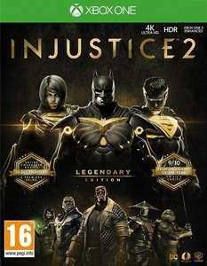 Injustice 2 #Legendary Edition
