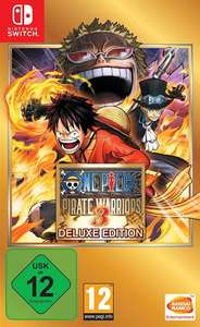 One Piece Pirate Warriors 3 #Deluxe Edition