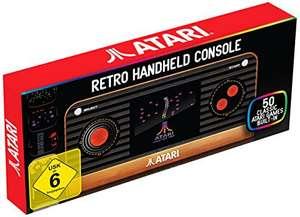 Retro Handheld Konsole mit 50 Spielen