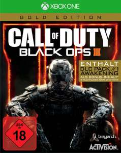 Call of Duty: Black Ops III #Gold Edition