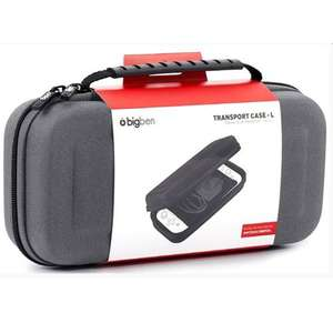 Tasche: Transport Case L #grau [Big Ben]