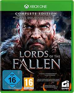 Lords of the Fallen #Complete Edition