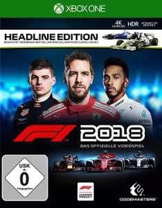 F1 2018 #Headline Edition