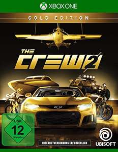 The Crew 2 #Gold Edition