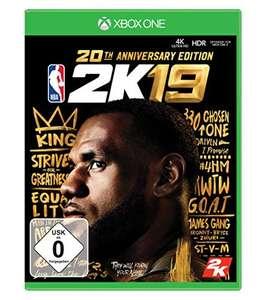 NBA 2K19 #20th Anniversary Edition