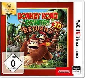Donkey Kong Country Returns 3D [Nintendo Selects]
