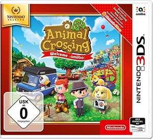 Animal Crossing: New Leaf - Welcome amiibo [Nintendo Selects]