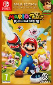 Mario & Rabbids Kingdom Battle #Gold Edition