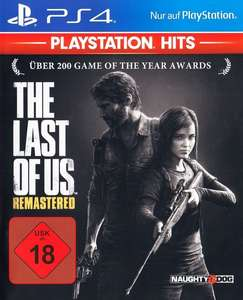 The Last of Us: Remastered [PlayStation Hits]