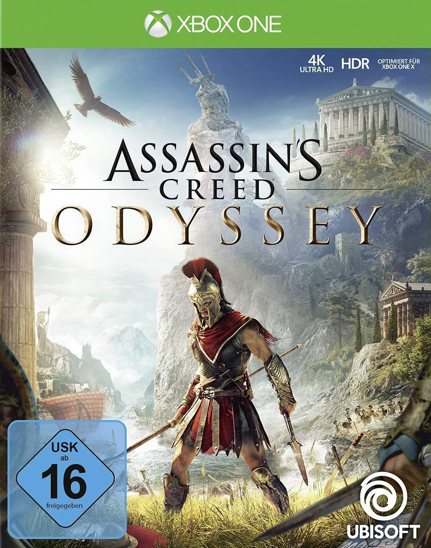 Assassin's Creed Odyssey [Standard Edition]