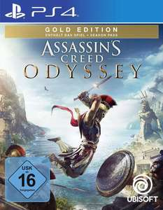 Assassin's Creed Odyssey #Gold Edition