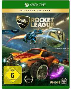 Rocket League #Ultimate Edition