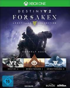 Destiny 2: Forsaken #Legendary Collection -