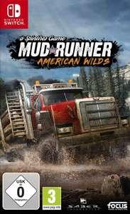 Spintires MudRunner: American Wilds