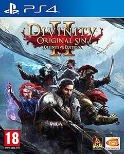 Divinity: Original Sin 2 #Definitive Edition