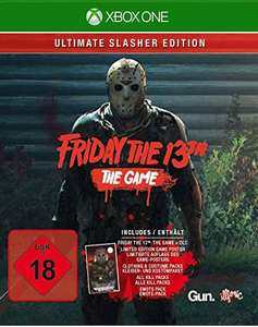 Friday the 13th: The Game #Ultimate Slasher Edition