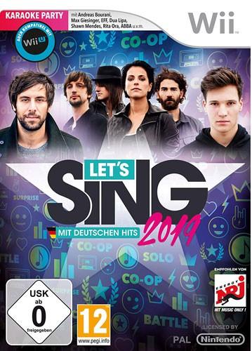 Let's Sing 2019: Mit deutschen Hits