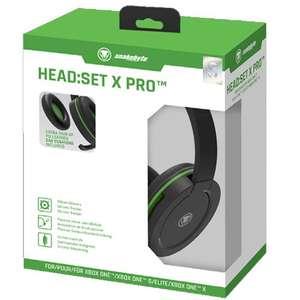 Headset X Pro [snakebyte]