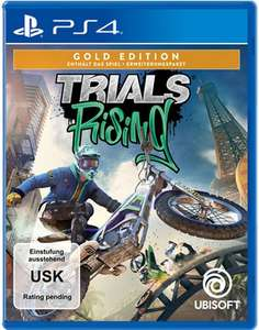 Trials Rising #Gold Edition