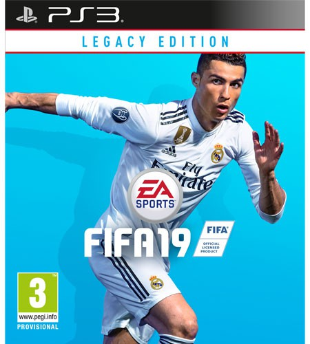 FIFA 19 #Legacy Edition