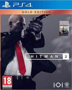 Hitman 2 #Gold Edition