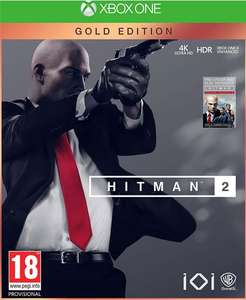 Hitman 2 #Gold Edition