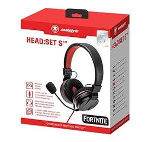 Wired Headset #Fortnite S [snakebyte]