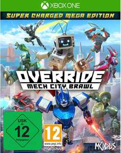 Override: Mech City Brawl - Super Charged Mega Edition