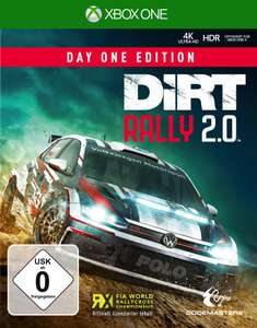 DiRT Rally 2.0 #Day One Edition