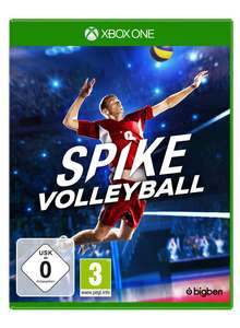 Spike: Volleyball