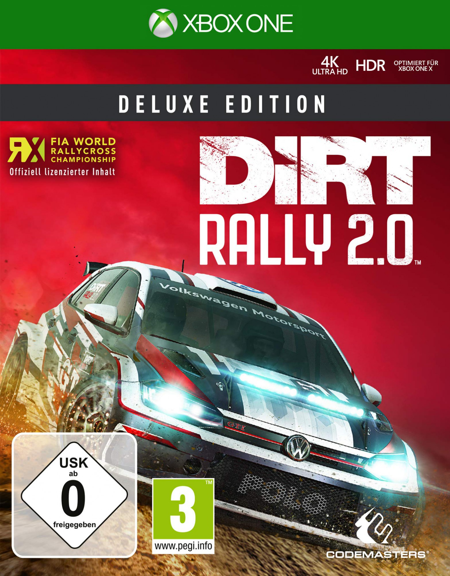 DiRT Rally 2.0 #Deluxe Edition