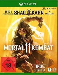 Mortal Kombat 11 #Day One Edition