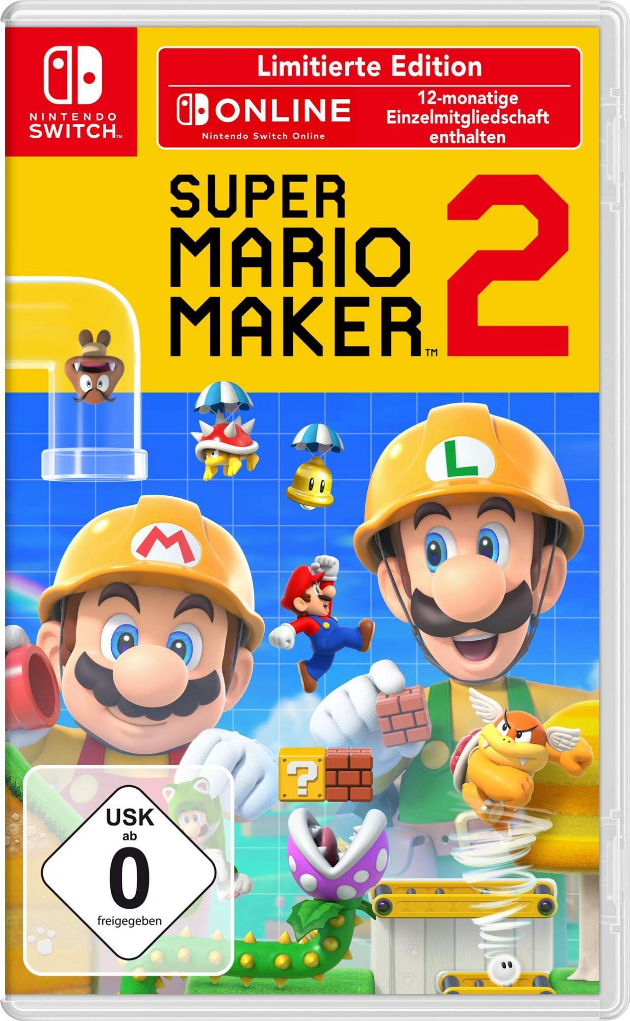 Super Mario Maker 2 #Limitierte Edition