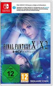 Final Fantasy X/X-2: HD Remastered