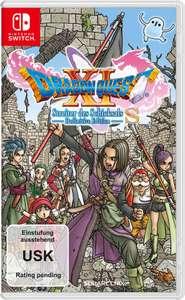 Dragon Quest XI S: Streiter des Schicksals - Definitive Edition (Vorbestellung: 27.09.2019