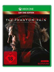Metal Gear Solid V: The Phantom Pain #Day One Edition