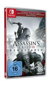 Assassins Creed 3: Remastered