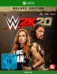 WWE 2K20 #Deluxe Edition