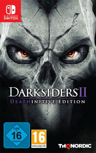 Darksiders 2 #Deathinitive Edition