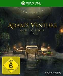 Best of Adam´s Venture: Origins