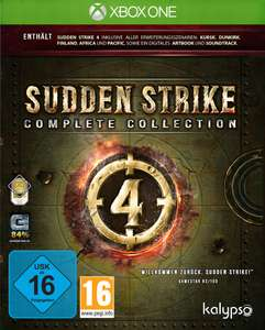 Sudden Strike 4 #Complete Collection