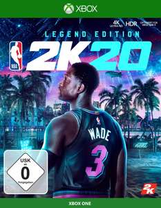 NBA 2K20 #Legend Edition