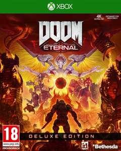 Doom Eternal #Deluxe Edition