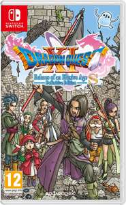 Dragon Quest XI: S CHOES DEFINITIVE Edition