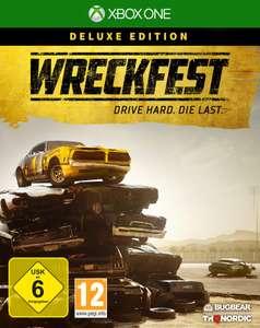 Wreckfest #Deluxe Edition