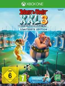 Asterix & Obelix XXL3 - Der Kristall-Hinkelstein #Limited Edition
