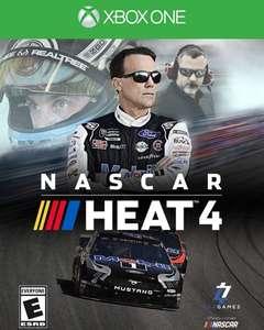 Nascar Heat 4 US