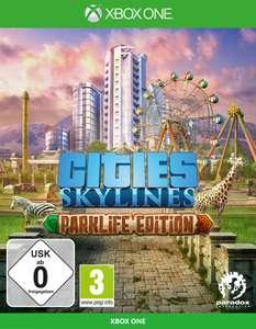 Cities: Skylines #Parklife Edition