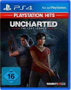 Uncharted Lost Legacy [PlayStation Hits]