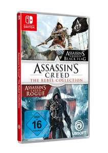 Assassin's Creed #The Rebel Collection